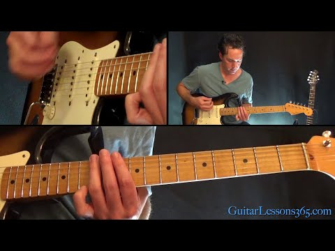 Joker And The Thief Guitar Lesson Wolfmother