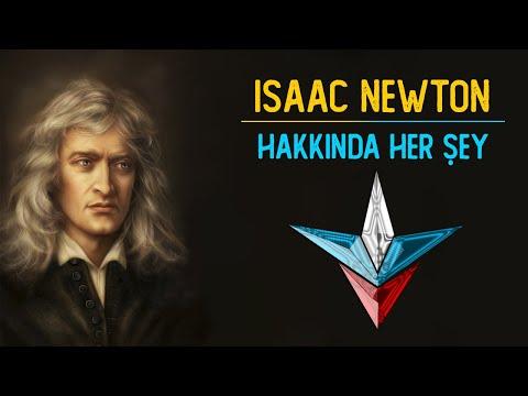 Isaac Newton Hayati