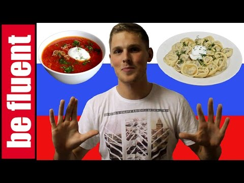 How Is Russian Food?