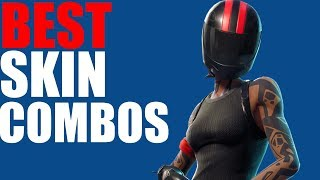 Best Skin Combos for REDLINE - Fortnite Season 5 Battle Pass