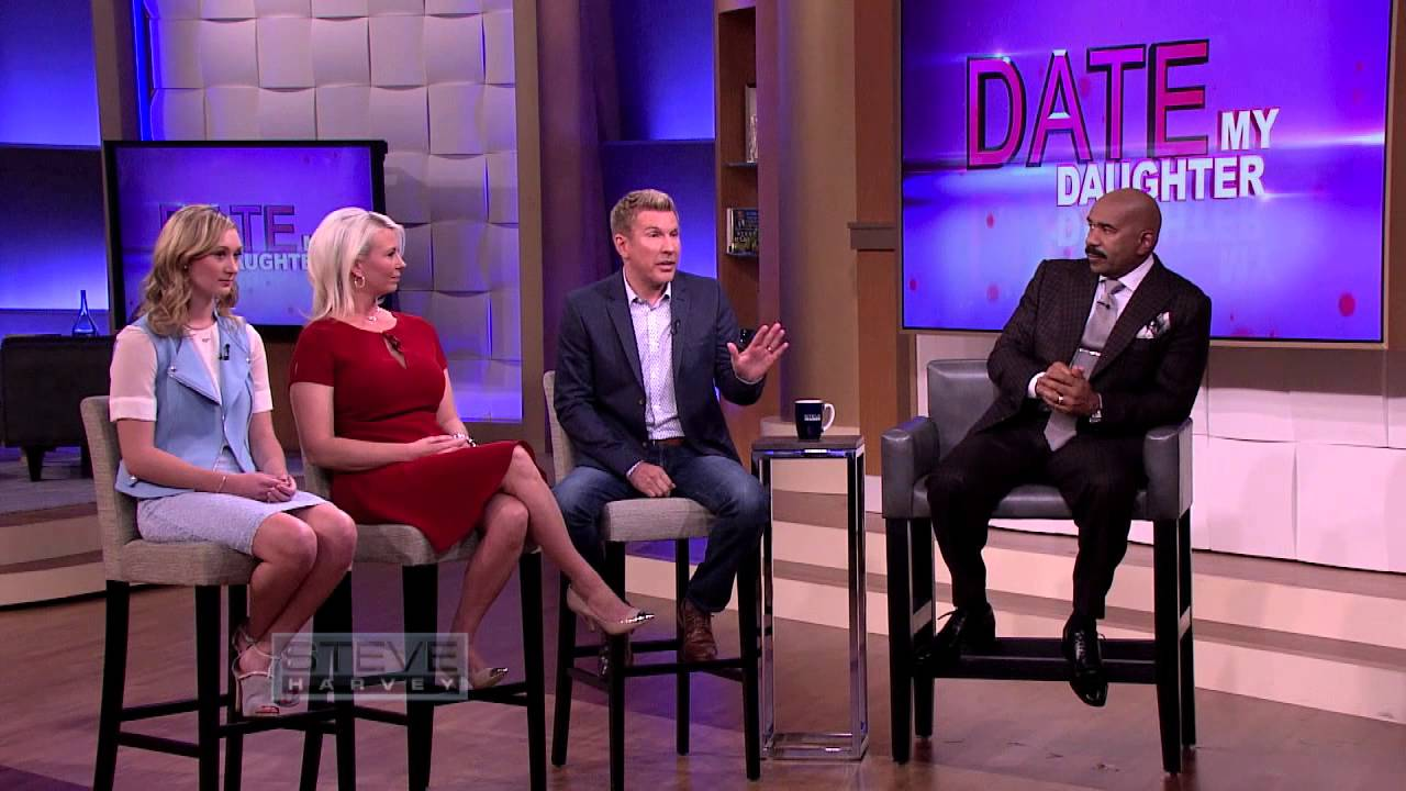 Steve harvey dating show