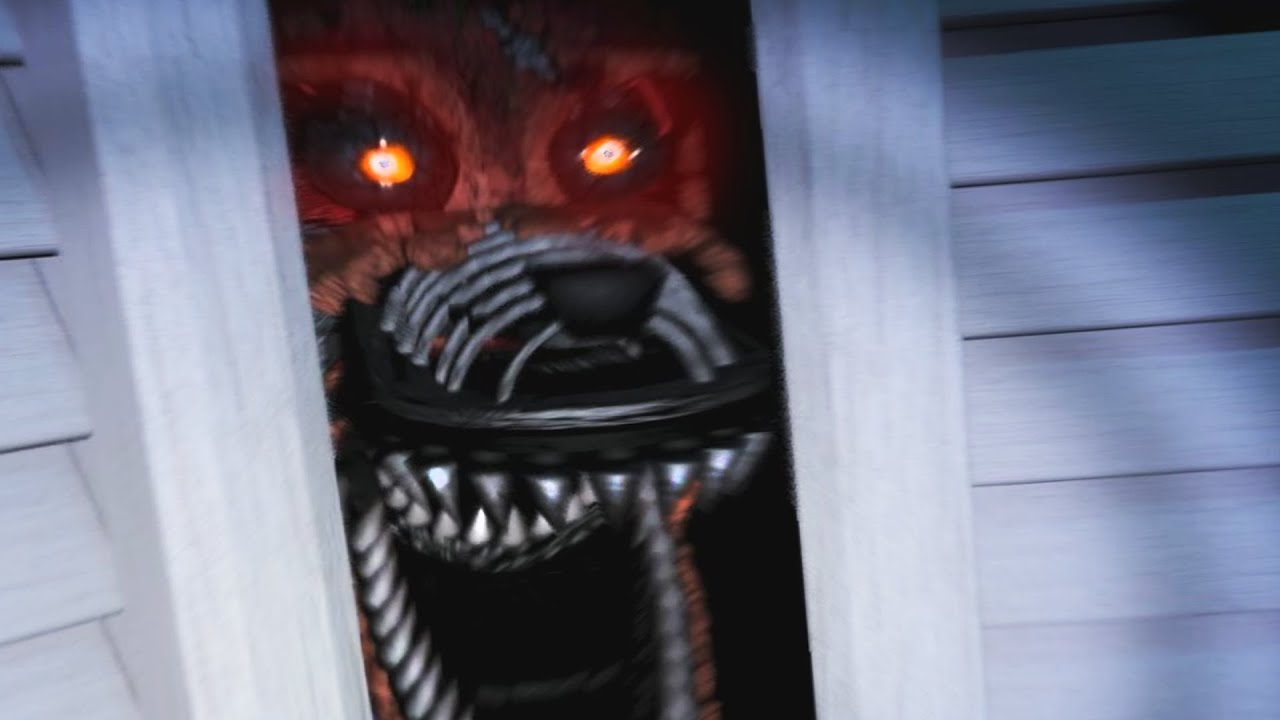 Download FOXY WATCHES YOU SLEEP | Five Nights at Freddy's 4 - Part 3