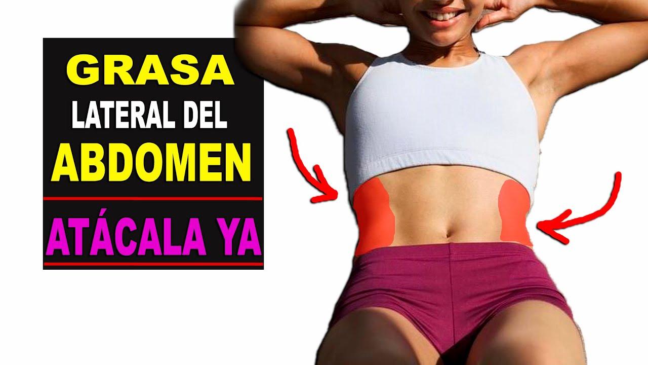 Elimina La Grasa Lateral Del Abdomen Oblicuos Mejora La Cintura En Casa Adryán Medellín Youtube