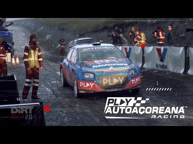 DIRT RALLY 2.0 - Play AutoAçoreana Racing