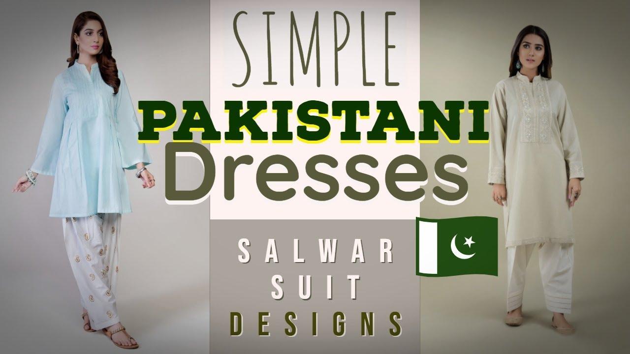 [VIDEO] – Simple Pakistani Dresses Replica | Pakistani Salwar Suit Designs | Pakistani outfits for women
