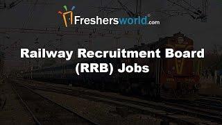 RRB Recruitment Notification  - Apply Online ,Clerk,Accounts 2017 Video