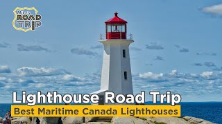 Best Maritime Canada Lighthouses