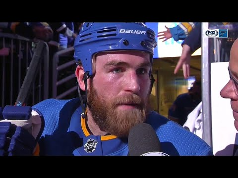 Ryan O'Reilly After Blues Beat Stars In Shootout