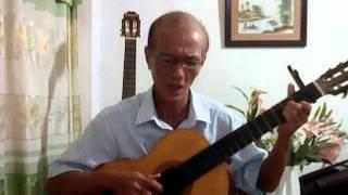 Chuyến tàu hoàng hôn - Đệm hát guitar - Bolero