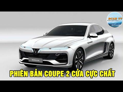 Rò Rỉ Hình Ảnh Vinfast Lux Sport Coupe 2 Cửa Mang Phong Cách Thể Thao   BCAR TV