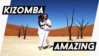 Dancing in Dead Vlei - Kizomba Fusion - Kristofer Mencák & Maria Mvungi