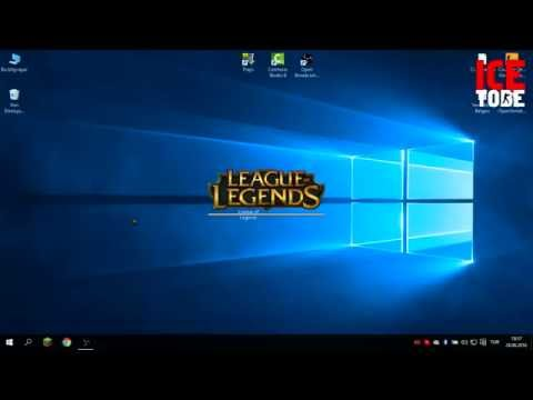 League Of Legends Pvp.net Patcher Kernel Hatası çözümü SESLİ ANLATIM [Windows 10!]