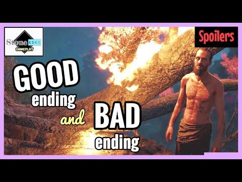 Far Cry New Dawn - BOTH ENDINGS [Good Ending & Bad Ending / All Endings]