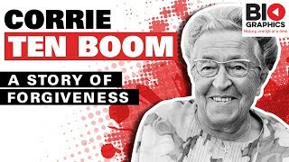 Corrie Ten Boom - Saved estimated 800 lives during the Nazi occupation of the Netherlands.