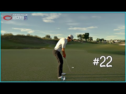 The Golf Club 2019 Career Mode Part 22  Tiger Woods Wins  PS4 Pro Gameplay