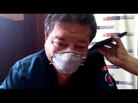 Comas: Doctor Julio Silva Director de Hospital Sergio Bernales desmiente falta de agua