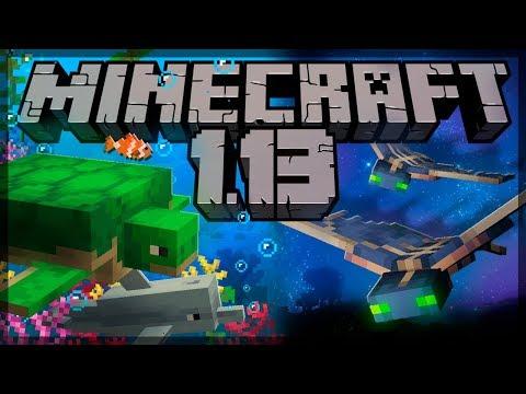 Minecraft 1.13 - TUDO QUE VOCÊ PRECISA SABER! thumbnail