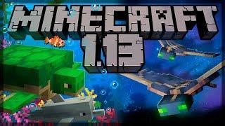 Minecraft 1.13 - TUDO QUE VOCÊ PRECISA SABER!