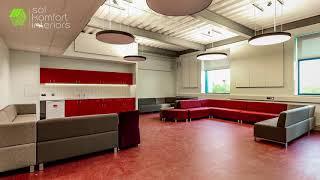 BAM St Marys School Complex Central London Sol Komfort Interiors
