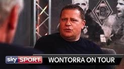 """Wontorra On Tour"" mit Max Eberl | Ganze Sendung"