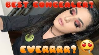 BEST NEW CONCEALER at the Drugstore? | Laura Paiva