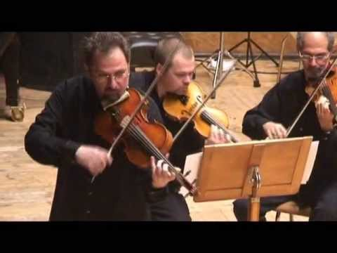 Alfred Schnittke -Suite In Ancient Style -Menuet And Fuga