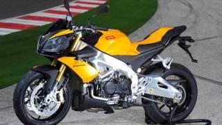 Aprilia Tuono V4 R   настоящий спортивный мотоцикл, оборудованный современными электронными средства