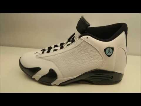 1f3c3654f46 Air Jordan 14 Oxidized Green Retro Sneaker Detailed Look Review With Delz