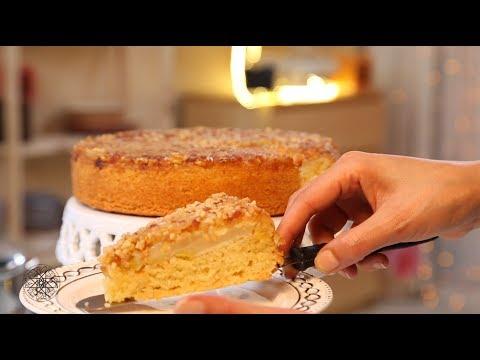 choumicha-:-gâteau-renversé-aux-poires-(vf)