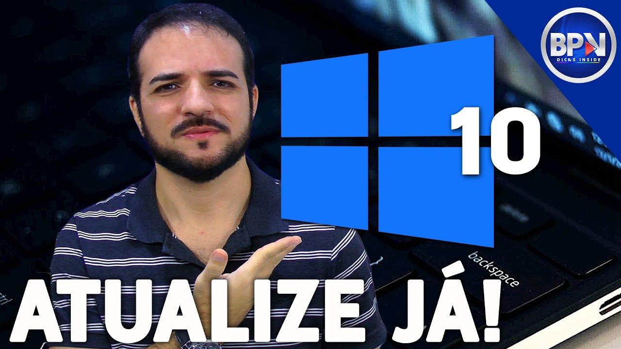 Ultima Atualização do Windows 10, INFORMAÇÕES IMPORTANTES! Atualize o seu!!!