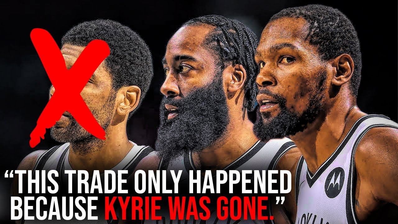 Did Kyrie Irving Purposely RUIN His Trade Value to Get James Harden? - download from YouTube for free