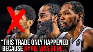 Did Kyrie Irving Purposely RUIN His Trade Value to Get James Harden?