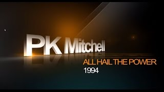 P.K.  Mitchell - Nothing But The Blood (Lyric Video)