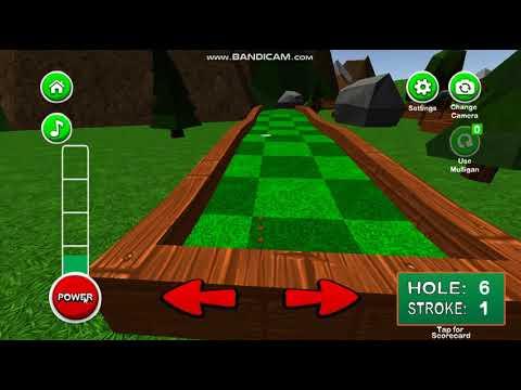 Mini Golf 3D Classic #1  