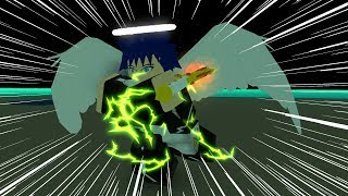 I can make this legendary attack with the OFA PRIME! Roblox: Heroes Online