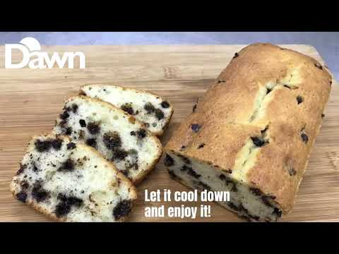 Now Everyone Can Bake - Chocolate Chip Cake Kit