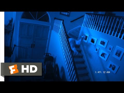 Paranormal Activity 2 710 Movie   Dragged to the Basement 2010 HD