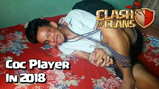 🔥Coc Players In INDIA 2018 | Coc Vines | Clash of clans