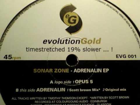 Sonar Zone vs Scott Brown - Adrenalin 119