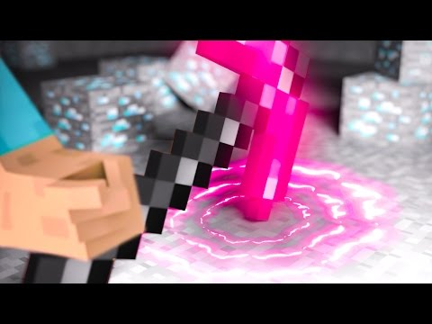 WORLDS STRONGEST PICKAXE! (Minecraft #2)
