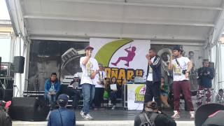 RAP DEBATE 2015/4TOS/PATRON MC VS MAJESTIC/FREESTYLE RAP/HIP HOP/ AYARA