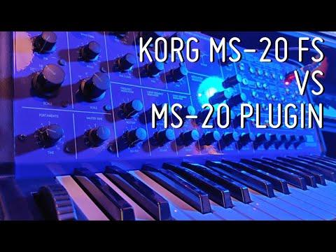 Korg MS-20 FS