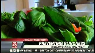 Recipe for Healthy Vision, WRGT-TV, Dayton, Ohio