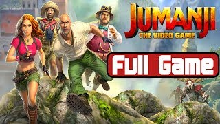 Jumanji: The Video Game - Full Game Walkthrough (PS4 1080p)