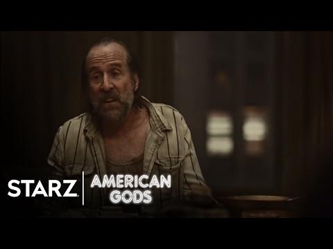 American Gods | Czernobog | STARZ