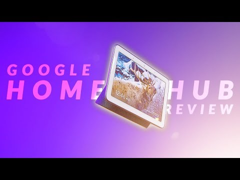 GOOGLE HOME HUB Review - The unassuming Master of Your Domain