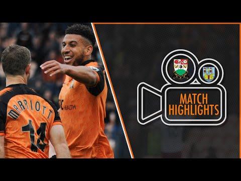 Barnet Weymouth Goals And Highlights