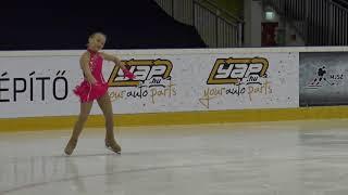2017 Santa Claus Cup: Darya KOTENKO(UKR) - FS CUBS GIRLS ISU 8, Free skating