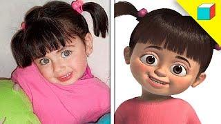 Top 5 Niños De Los Dibujos Animados En La Vida Real | TheRandomBox