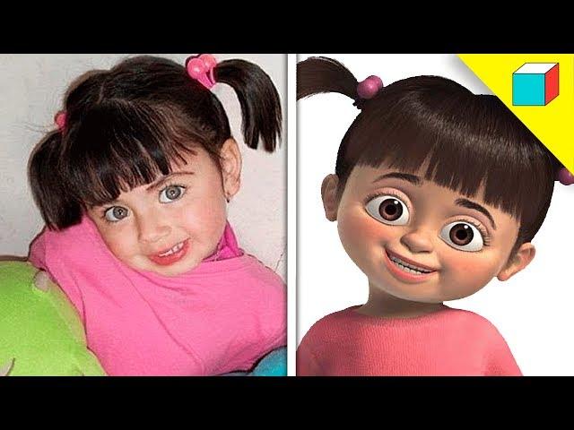 5 Niños De Los Dibujos Animados En La Vida Real